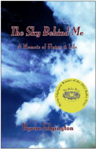 Cover of The Sky Behind Me by Byron Edgington