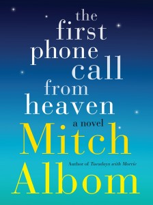 Cover image from The First Phone Call from Heaven