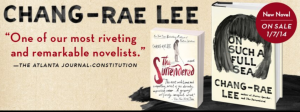 Chang-rae Lee book cover
