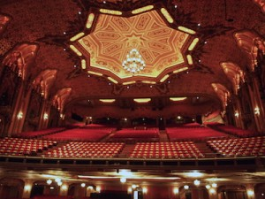 Ohio Theater interior
