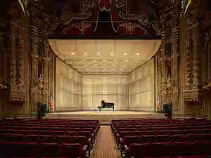 The Ohio Theater Orchestral Band Shell | Rogers Krajnak